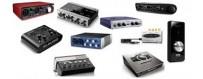 Interfaces audio y midi